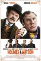 A humorous take on Sir Arthur Conan Doyle's classic mysteries featuring Sherlock Holmes and Doctor Watson.