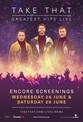 Take That - Greatest Hits Live (Encore)