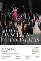 Met Opera (Live) - Manon