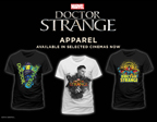 DOCTOR STRANGE T-SHIRTS AVAILABLE