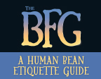 THE BFG - CINEMA ETIQUETTE GUIDE