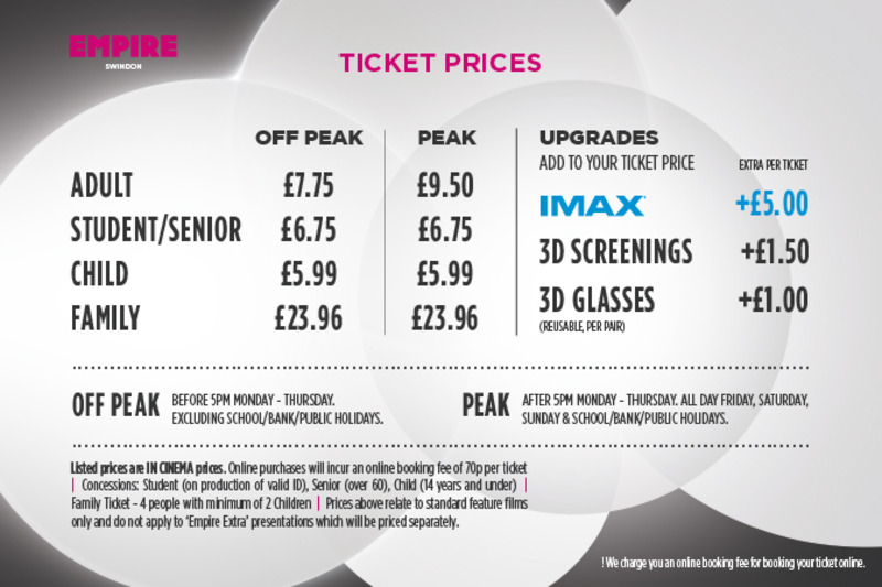tickets logan cinema adult