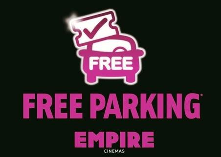 Empire Cinemas Car Park